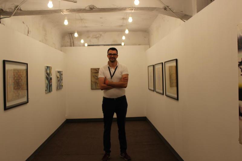 Interview with Andrei Jecza. Jecza Gallery, Timișoara @ Art Safari Bucharest 2015