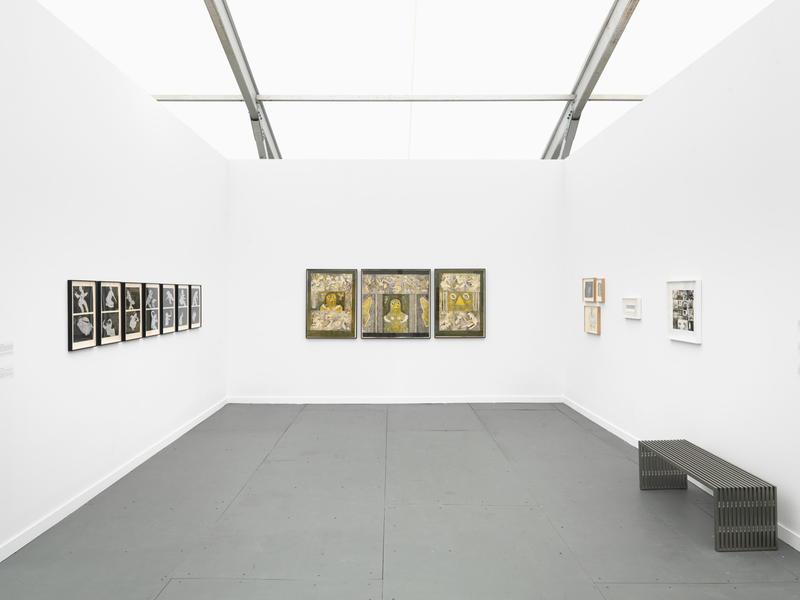 Interview with Marian Ivan. Ivan Gallery, Bucharest @ Frieze New York