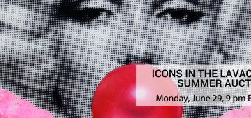 From Marilyn to Miró: Icons in the Lavacow Summer Auction